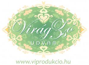 VirágZsó Udvar logo